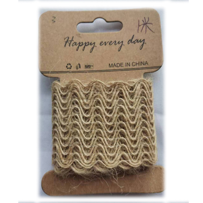 HEMP ROPE LACE